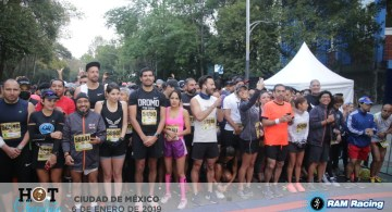 Resultados de Hot Chocolate 15K en CDMX