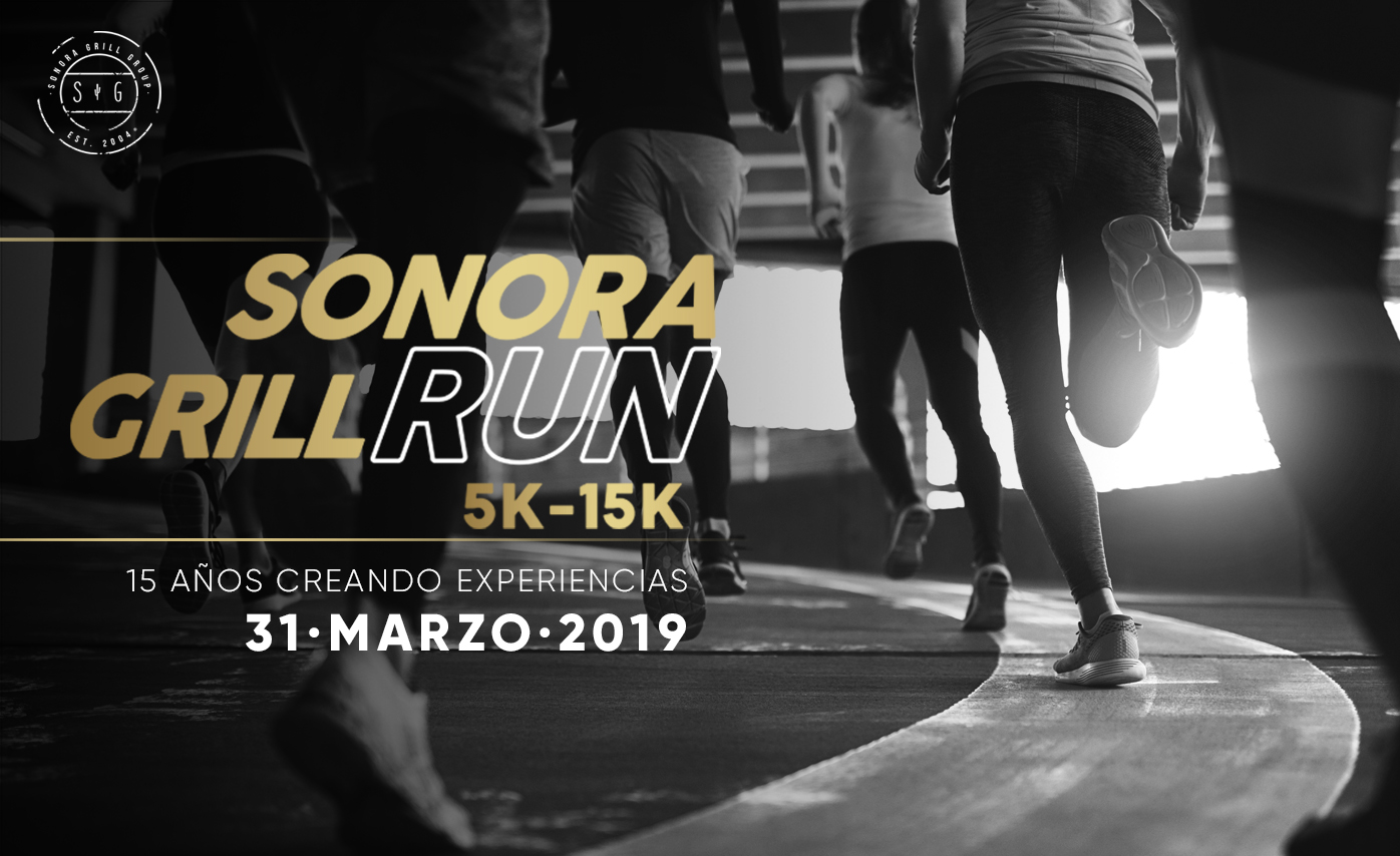 carrera sonora grill run