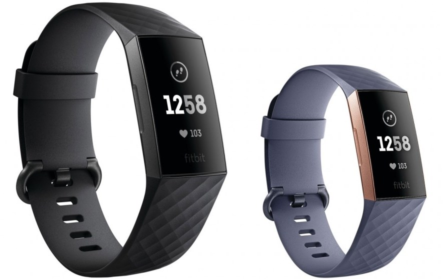 Pulsera Fitbit Charge 3