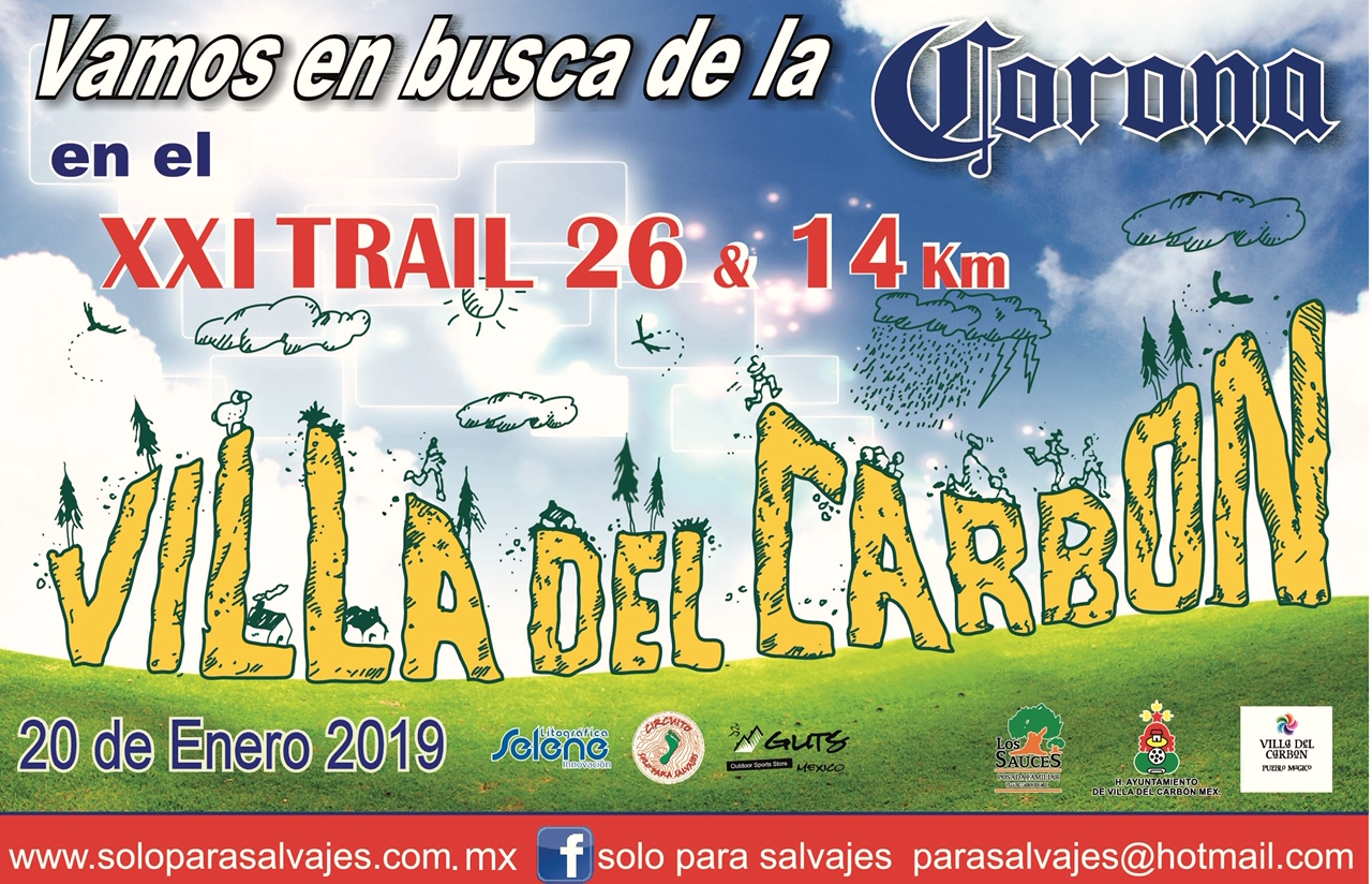 trail villa del carbon 2019