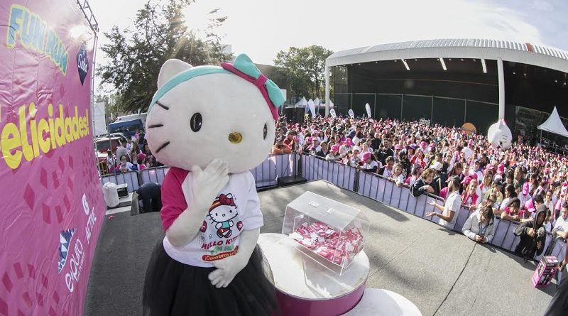 carrera hello kitty 2019 fun run