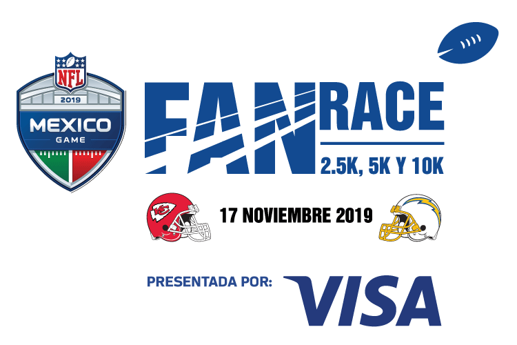 nfl fan race cdmx 2019