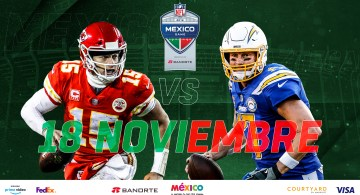 Este domingo se realiza la NFL Fan Race México Game