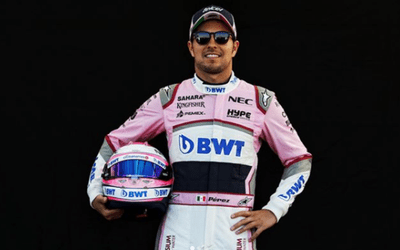 sergio checo perez gp mexico 2019