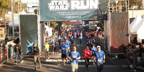 star wars run resultados
