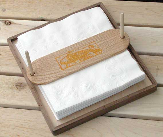 woodworking projects napkin holder