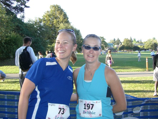 Seattle Iron Girl 10K