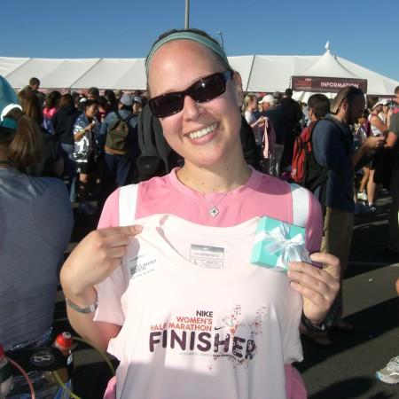 Nike Women's Half Marathon Race Report