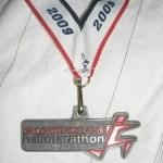 2009 Calgary Police Half Marathon Race Report