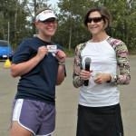 2009 Leduc Women's Sprint Race Report