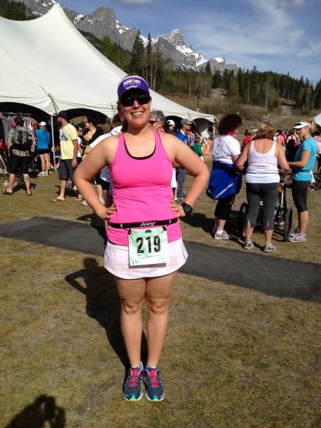 Canmore Rocky Mountain Soap Company Women's Run