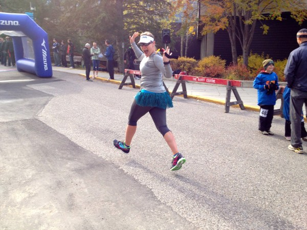 Banff Ekiden Relay Race Report