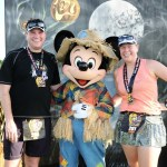2013 Mickey's Happy Haunted 5K Trail Race Report