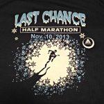 2013 Last Chance Half Marathon Race Report