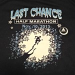 2013 Last Chance Half Marathon Race Report