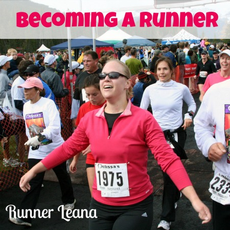 Becoming a Runner