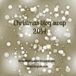 Canadian Blogger Christmas Swap 2014