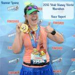 2015 Walt Disney World Marathon Race Report