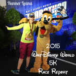 2015 Walt Disney World 5K Race Report