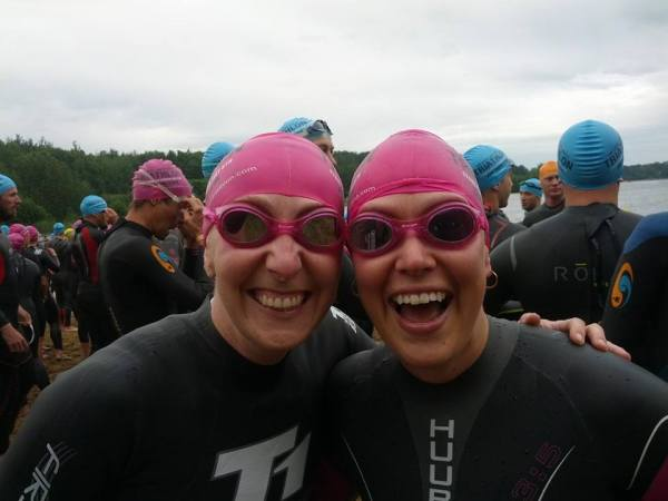 with Richelle from Tri It