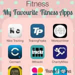 My Favourite Fitness Apps