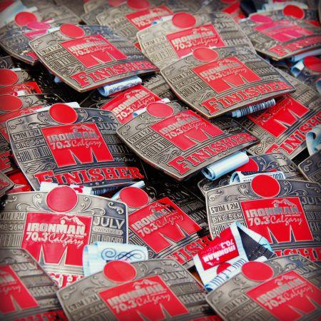 Ironman 70.3 Calgary Race Report