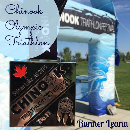 Chinook Olympic Triathlon Race Report