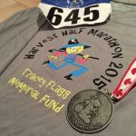 2015 Harvest Half Marathon Race Report