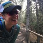 Fall Running in Calgary: the Douglas Fir Trail