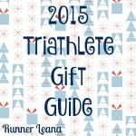 2015 Triathlete Gift Guide