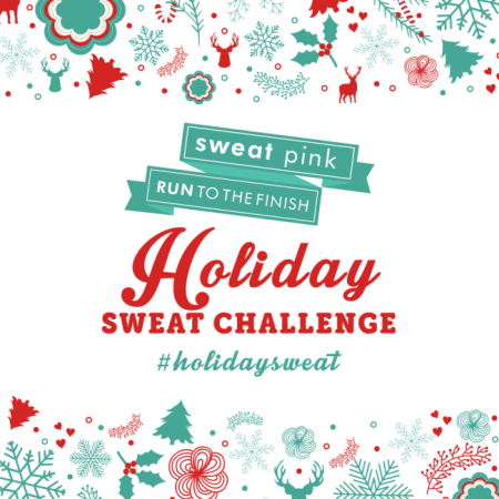 Join the 2015 8th Annual Holiday Sweat Challenge