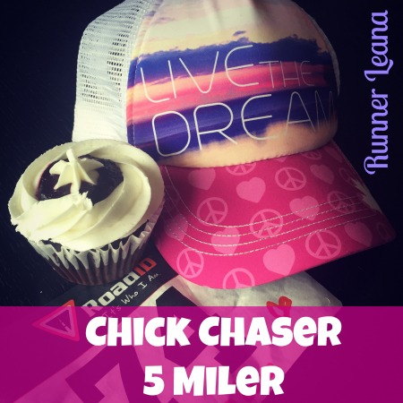Chick Chaser 5 Miler Race Report