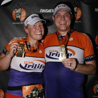 Tower of Terror 10 Miler Race Report