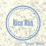 2016 Rice Run 5K: Race Report