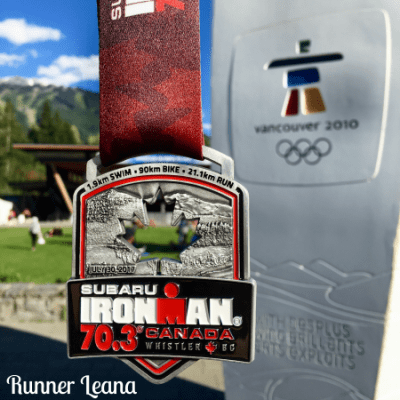 Ironman Canada 70.3 Race Report