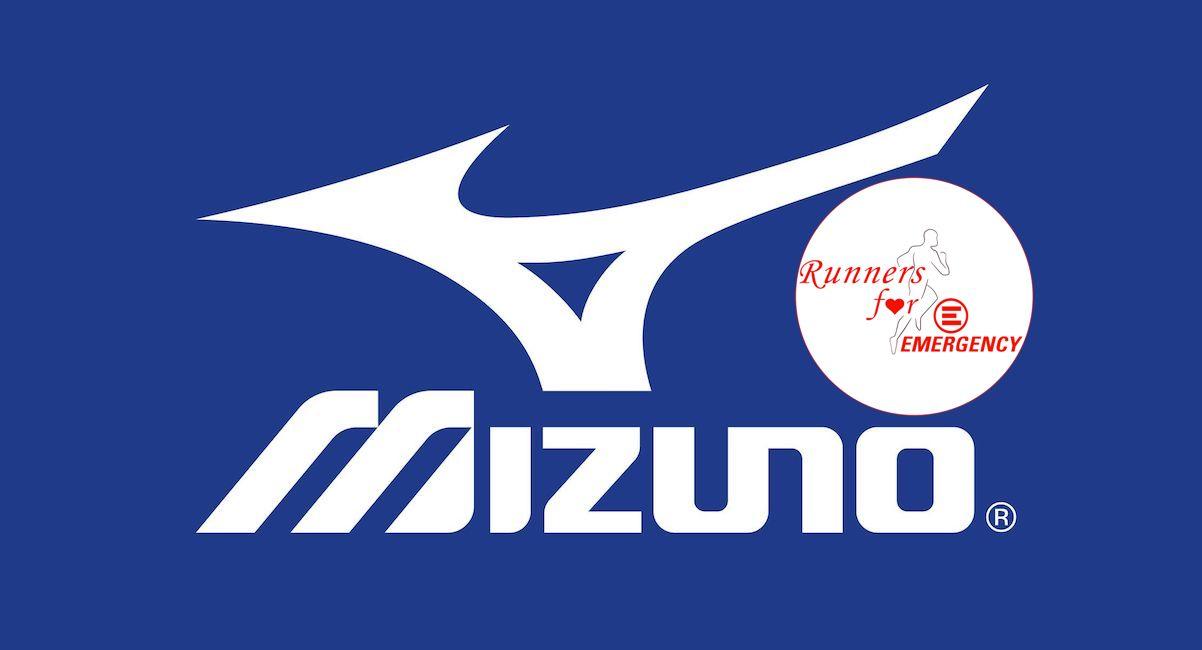 Mizuno Abbigliamento Tecnico   Runners for Emergency