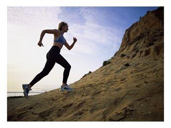 Accroître vos compétences physiques en variant les reliefs