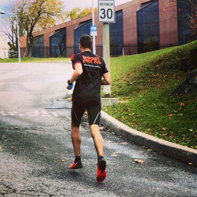 courir en endurance fondamentale, la base