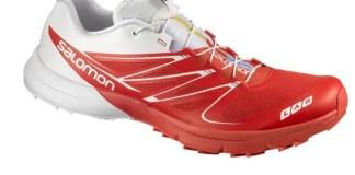 Chaussure de trail running salomon s-lab sense ultra 3