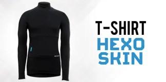 t-shirt hexoskin