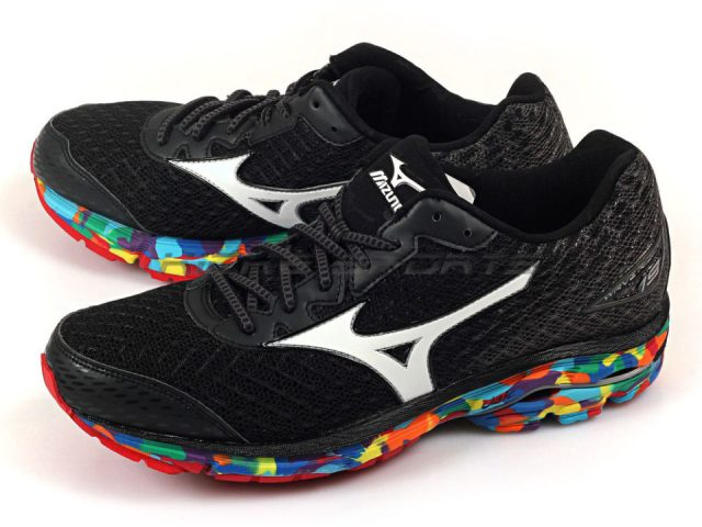 Mizuno Wave Rider 19 Test