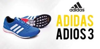 Adidas Adios 3 Boost