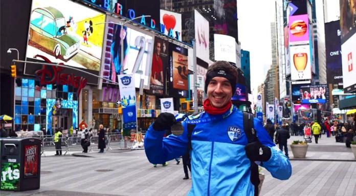 Semi marathon de New York 2016