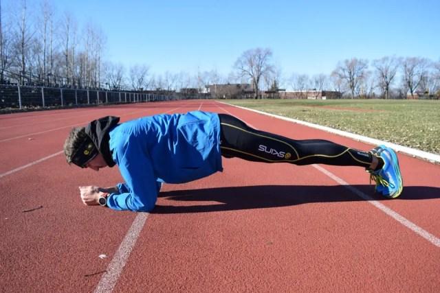 les exercices de gainage : le gainage ventral comme base