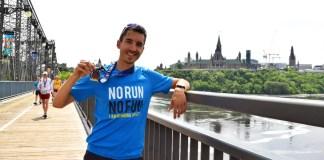10km d'Ottawa : Peut-on être déçu d'un RP ?