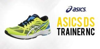 Test Asics DS Trainer NC : un classique !
