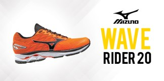 Test Mizuno Wave Rider 20