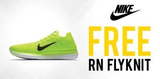 Shoe Nike RN Flyknit