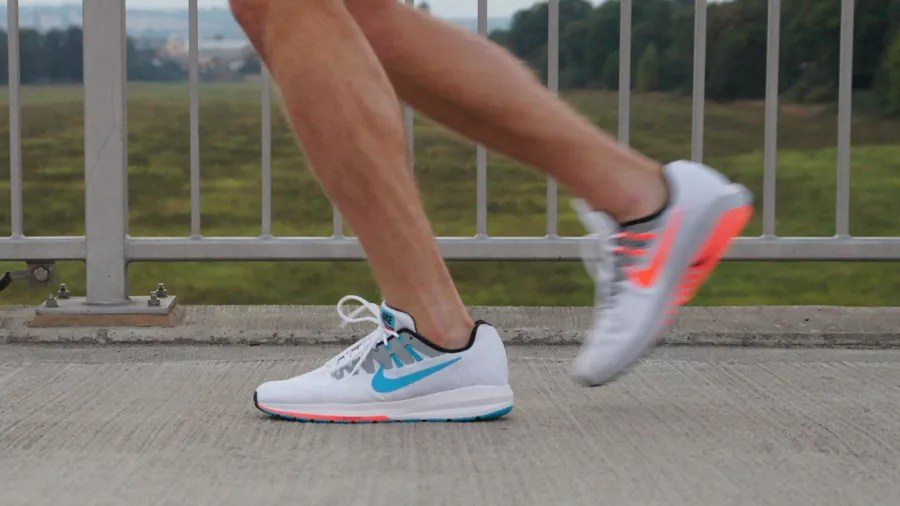 Nike Air Zoom Structure 20 Test