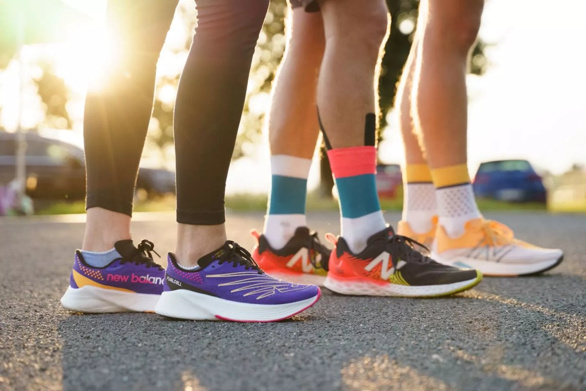 Pace Killers Time Trail by New Balance